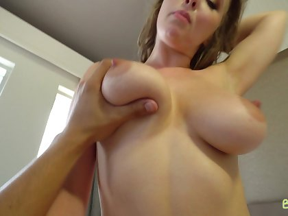 Bootyful babe Lena Paul dreams of being fucked doggy style