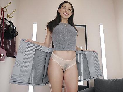 A wee deoch an doris dildo in her butt